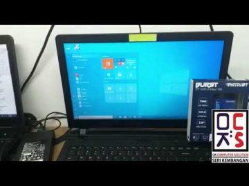 [SOLVED] HP IDEAPAD 100 | UPGRADE SSD | REPAIR LAPTOP PUTRAJAYA
