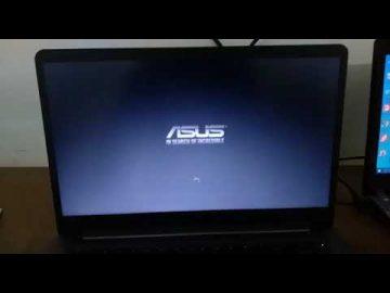 [SOLVED] ASUS A510U | UPGRADE SSD | REPAIR LAPTOP SERDANG